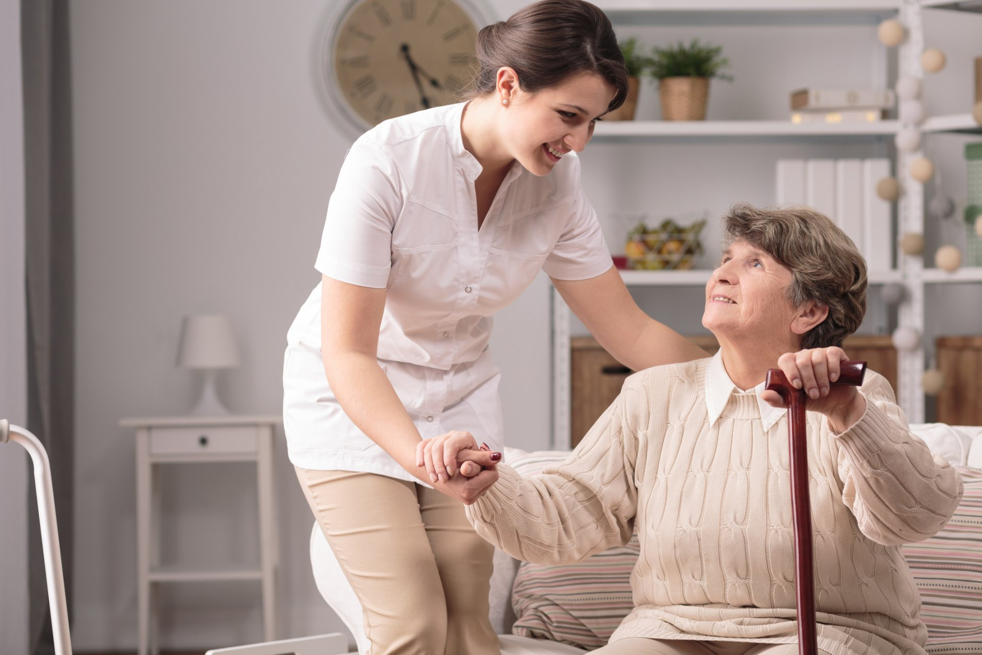 Home Health Aide >> Home Health Aide Assisted Home Care